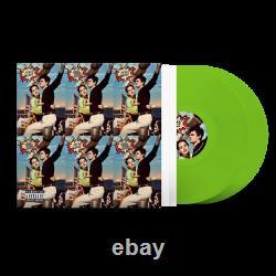 Lana Del Rey Norman Fucking Rockwell! Vinyle Lime Green 2lp + Carte Signée +proof