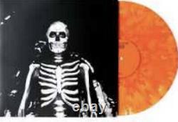 Le Maine Forever Halloween Seled Vinyl W Signé Setlist Cloudy Orange