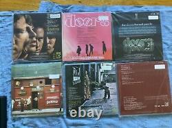 Les Portes Infinite 6 Coffret D'album #976 Signé Par Ray, John, Robby