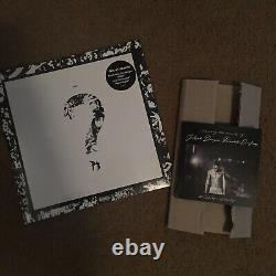 Livret Commémoratif Xxxtentacion Et Vinyle (remplacement Autographe)