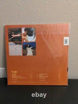 Lorde Solar Power D2c Exclusive Deluxe Vinyl Insert Signé En Livraison