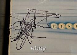 Lot De 3 Albums Aphex Twin Autographed Classics Didgerido Power Pill Afx