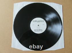 Mark Langan Band Istanbul Lp Rare Original Main Numéro & Signé 1ère Pression