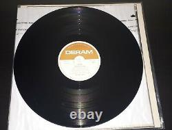 Mellow Candle Swaggling Songs Lp Vinyl Folk Prog Record Deram 1ère Presse & Signée