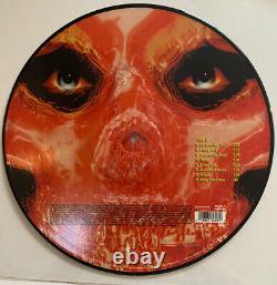 Misfits Famous Monsters Vinyle Disque D'image Holland Signé Autographe