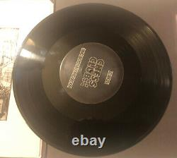 Mumford & Et Fils 10 Ep The Cave And The Open Sea, Vinyle Gravé, Rare Signed