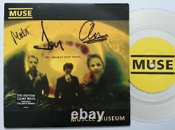 Musée Du Muscle Signé Vinyl 7 Single Ltd Edition 1ère Presse 1999