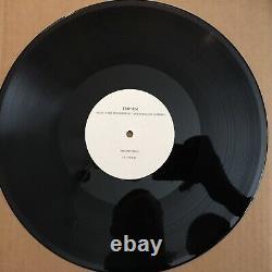 Musique D'éminim À Être Massacrée Par Enregistrement Signé Vinyl Test Appuyant Sur Sold Out Rare