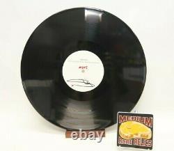Musique D'éminim À Être Massacrée Par Enregistrement Signé Vinyl Test Pression #205 Lp 1