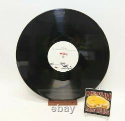 Musique D'éminim À Être Massacrée Par Enregistrement Signé Vinyl Test Pression #526 Lp 3