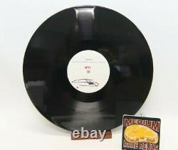Musique D'éminim À Être Massacrée Par Enregistrement Signé Vinyl Test Pression #71 Lp 1