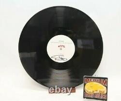 Musique D'éminim À Tuer Par Enregistrement Signé Vinyl Test Appuyant Sur #372 Lp 2