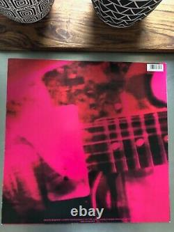 My Bloody Valentine Autographié / Vinyl Signé Lp Loveless