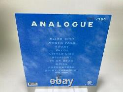 Odie Analogue Vinyl Edition Limitée, Numérotée, Claire, Autographiée