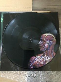 Outil Army Signed Latéralus Vinyl Record Lp