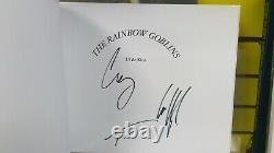 Primus Desaturating Seven Ltd White 12 Vinyl + De Rico's Rainbow Goblins Signé
