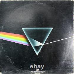 Roger Waters & Nick Mason Pink Floyd Couverture De L'album Signée Avec Vinyl Bas #a74013