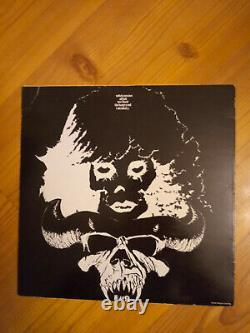 Samhain Unholy Passion Ltd Edition 1986 Us White Vinyl Ep Signé Par Glenn Danzig