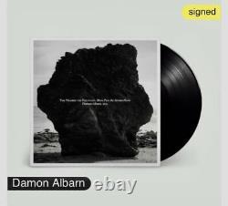Signé Damon Albarn Plus Près De La Fontaine Plus Pur Les Flux De Courant Vinyl Lp