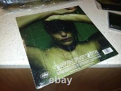 Sky Ferreira Night Time, My Time Lp Green Vinyl Signed Picture Disc CD Tote Bag