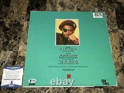Slick Rick Rare Autographié Signé Vinyl Record Histoire Pour Enfants Rap Hip Hop Bas