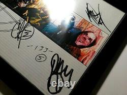 Slipknot Iowa 1er Vinyle De Presse Entièrement Signé Par La Programmation Originale