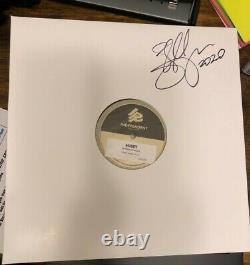 Sturgill Simpson A Signé Vinyl Test Pressurisant Cuttin Grass Vol 2