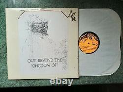 Sun Ra Out Beyond The Kingdom Of Vinyl Lp Mega Rare Signé Excellent Con