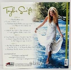Taylor Swift Signed Vinyl Lp Record Vinyl Beckett Bas #g66388