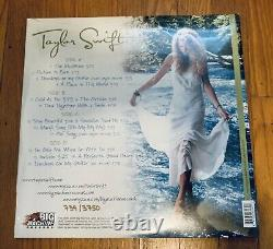 Taylor Swift/rare/record Store Day Ltd. Edition/mint/newithautographied CD & Pick