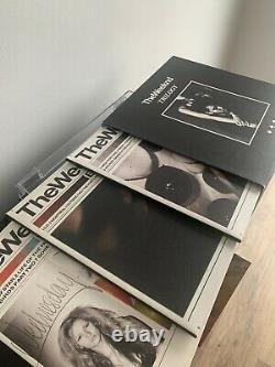 The Weeknd Trilogy First Pressing Vinyl Signed Rare Limited 500 Copies Dans Le Monde