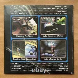 Tony Hawk's Pro Skater Thps Signé Bucky Lasek Vinyl Record Red Lp Playstation