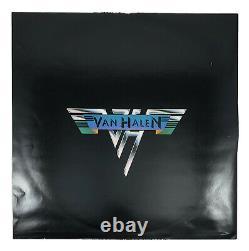 Van Halen 1 Signé Autographed Vinyl Album Eddie David Lee Roth