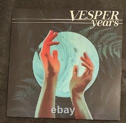 Vesper Years Vinyl Lp (wax Mage Copy) Signé 22/26
